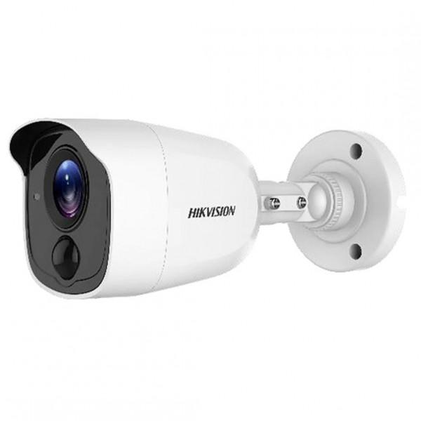Camera HD TVI thân ống 2MP Starlight hồng ngoại 30M cảm biến PIR chống trộm