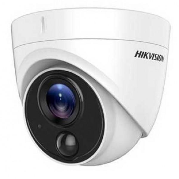Camera HD TVI bán cầu 2MP Starlight hồng ngoại 30M cảm biến PIR chống trộm