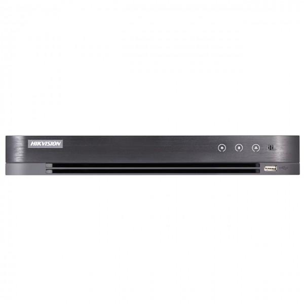 Đầu ghi hình Camera HD TVI DVR Turbo 4.0 vỏ kim loại 4 kênh