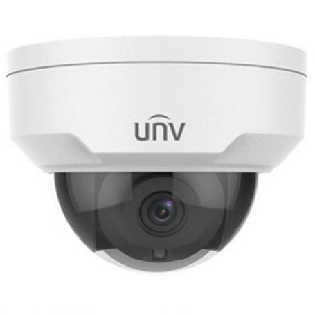 Camera IP bán cầu 2MP hồng ngoại 30M chuẩn nén Ultra265 có POE
